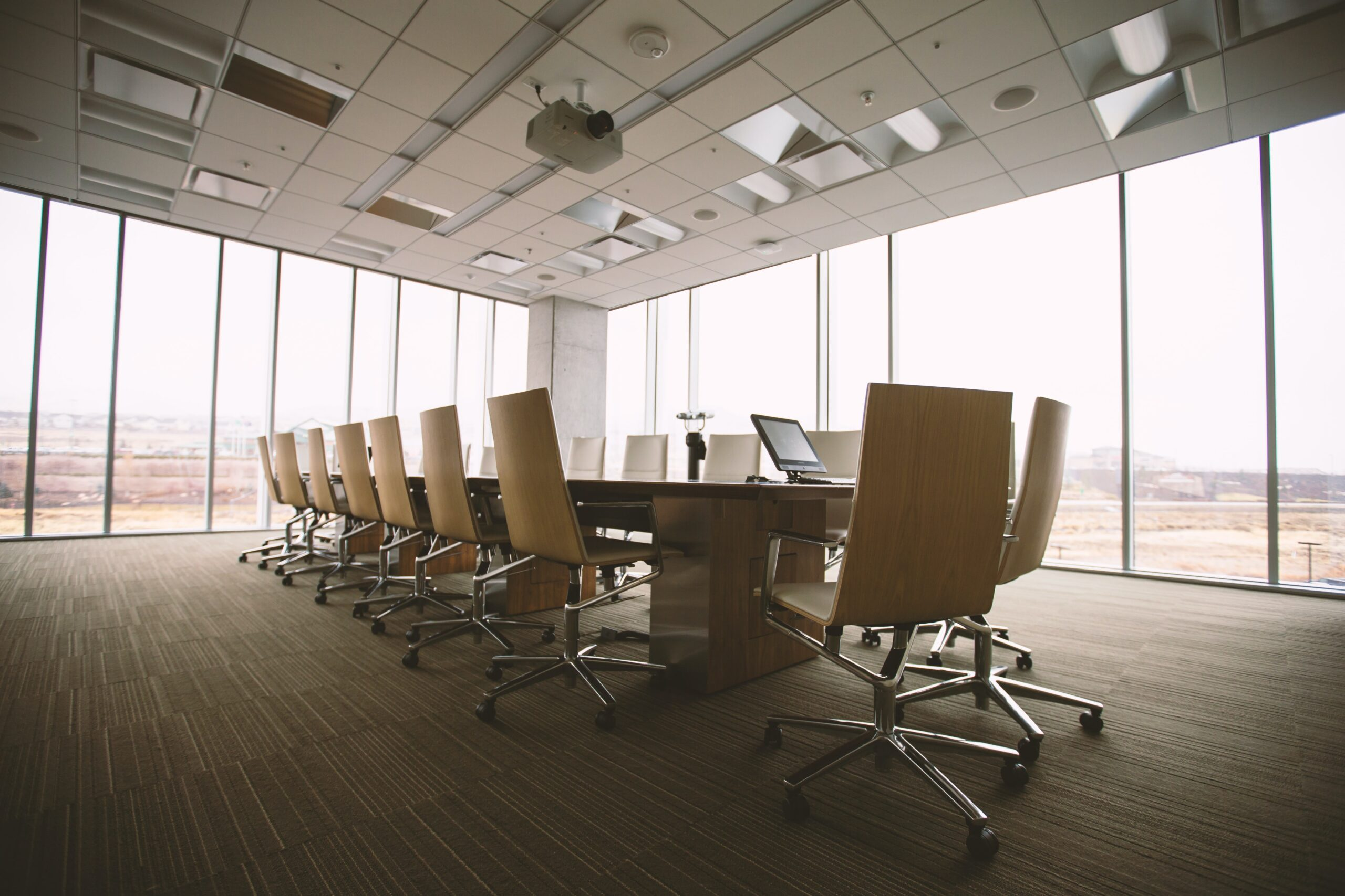 Conference Table - Business Insurance