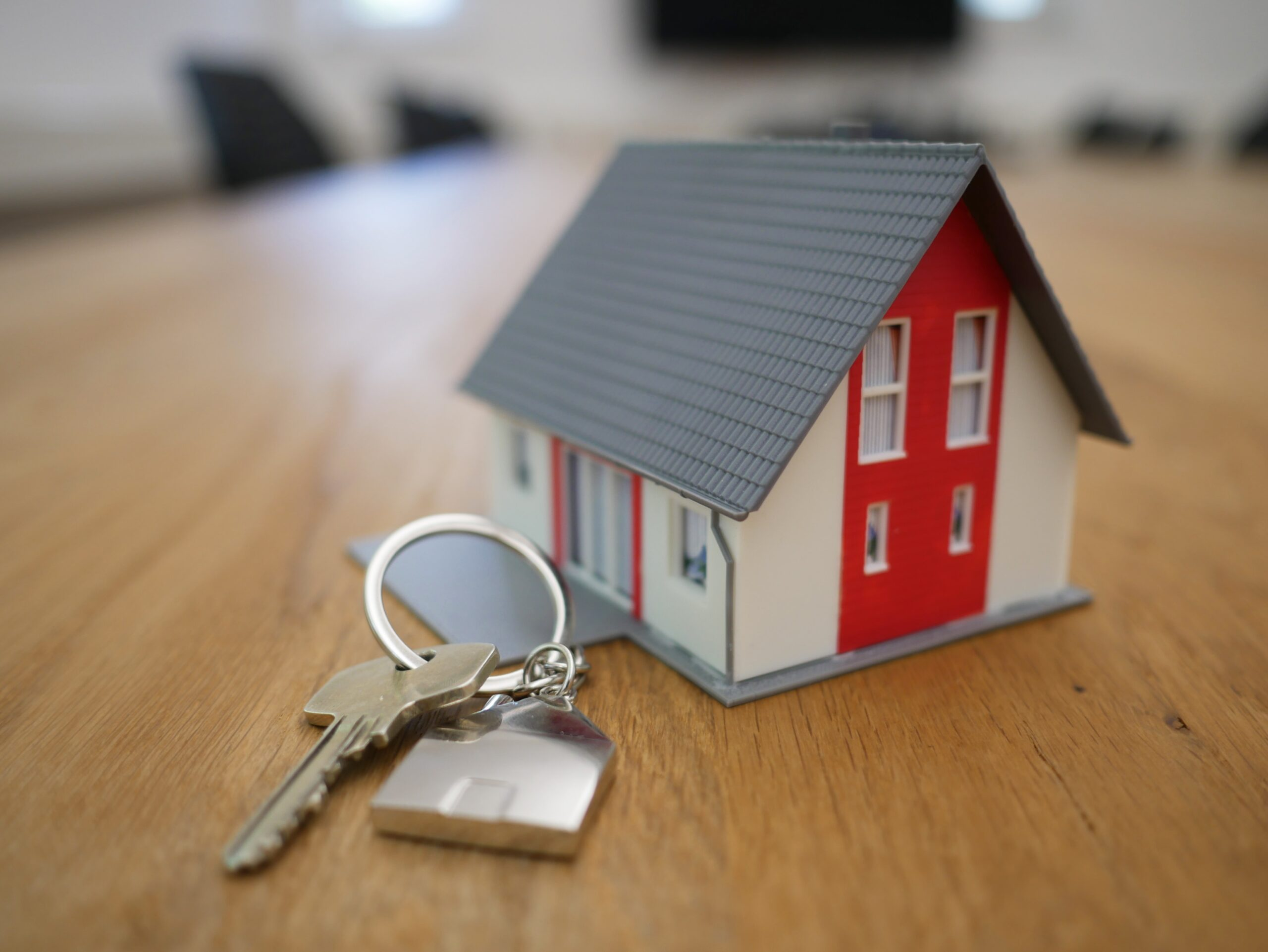 House with Keys Image
